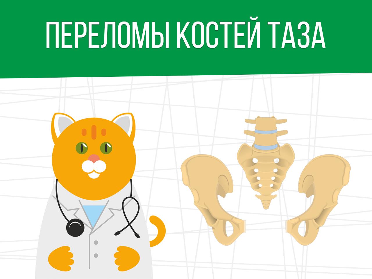 Переломы костей таза: какая категория годности?
