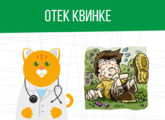 Отек Квинке: категория годности призывника